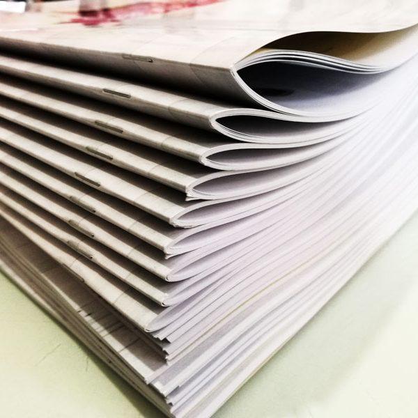 brosuri de prezentare personalizare tipar digital, cantitati mici si medii